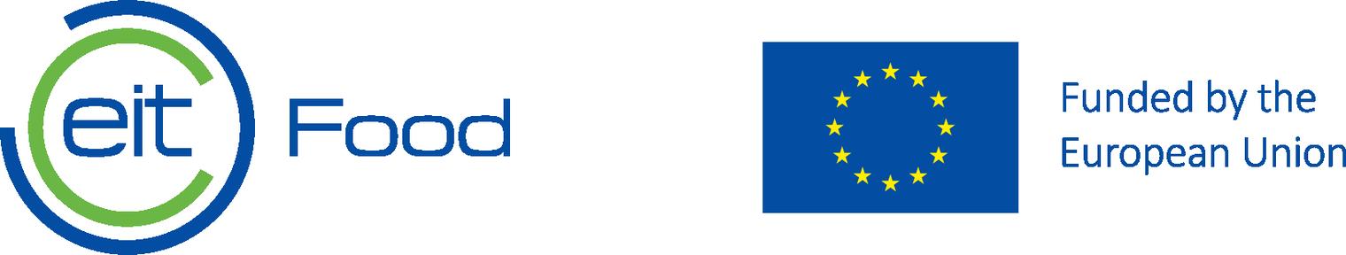 EIT Food + EU logo Color