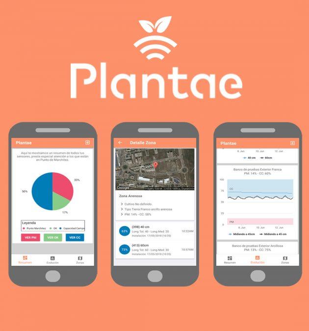 App Plantae