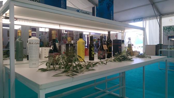 Plantae en la Feria de Maquinaria Agrícola de Úbeda