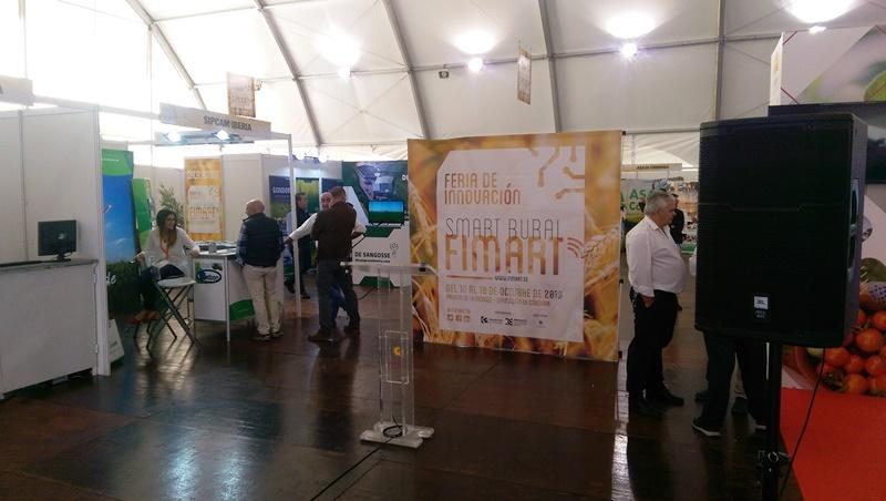 Feria de innovación smart rural, Fimart