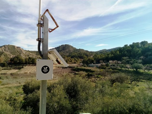 Pliego de la Vega con ahorro inteligente de agua