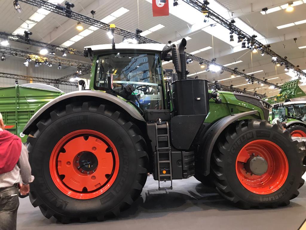 Tecnología de última generación en ingeniería agrícola