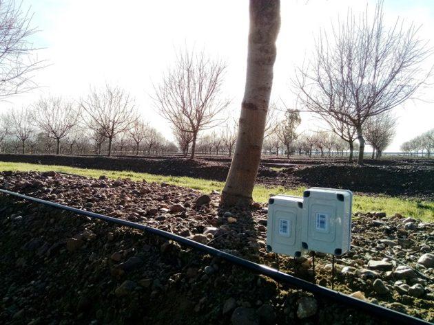 Sensors in Extremadura-AgroExpo 2019