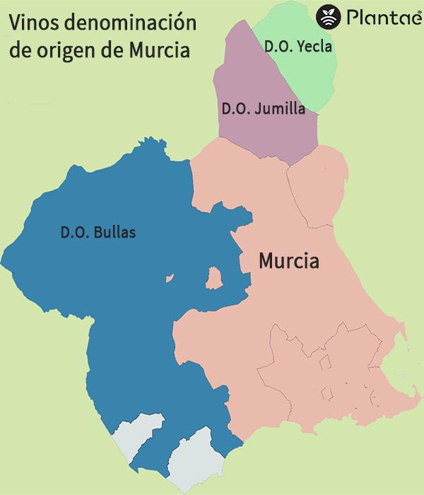 Vinos  de Murcia