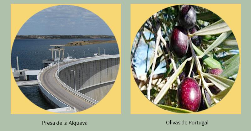 Presa de la Alqueva-Alqueva Dam
