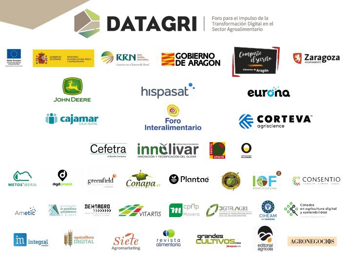 Empresas participantes en Datagri-2019
