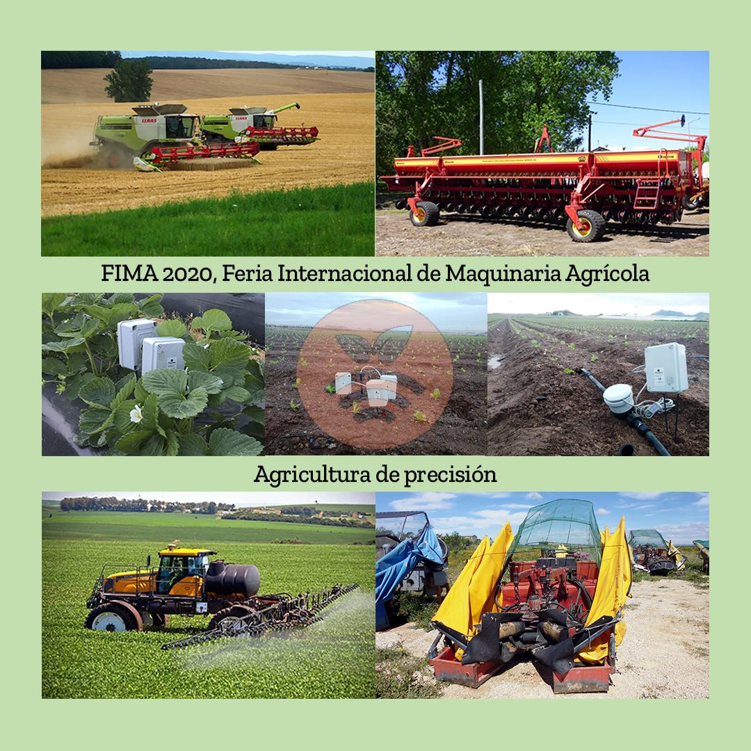 FIMA 2020, International Agricultural Machinery Fair in Zaragoza