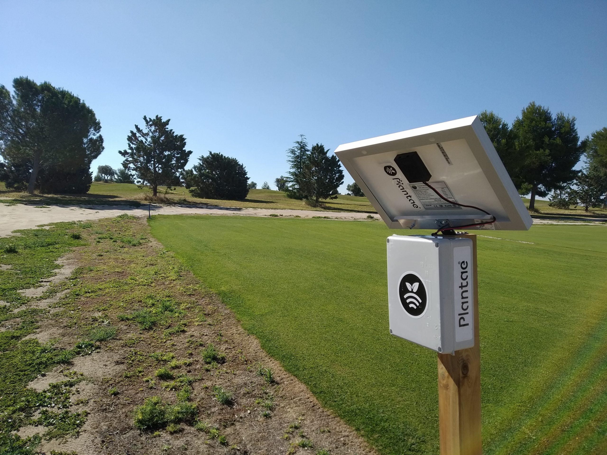 Hub-golf