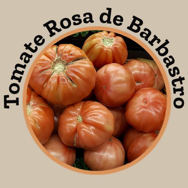 Tomate rosa de Barbastro