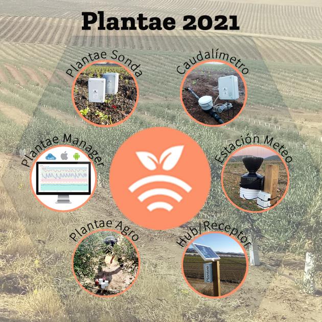 Nuevo catálogo de dispositivos Plantae