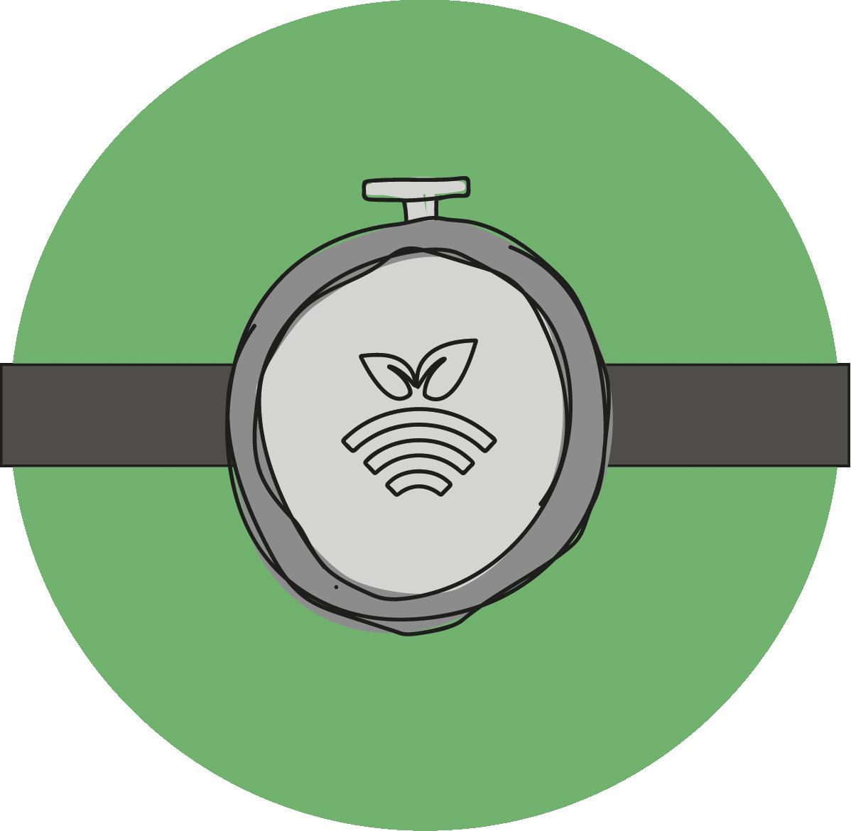 productos caudalímetro icono