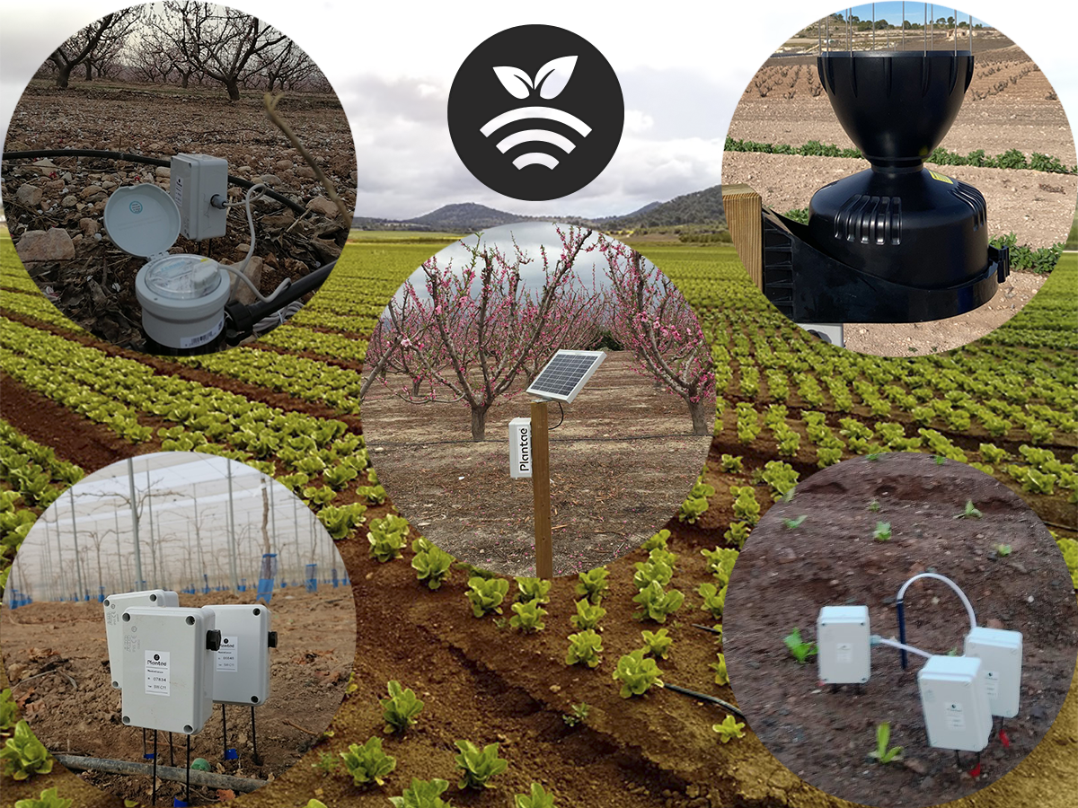 Precision agriculture and nutrition
