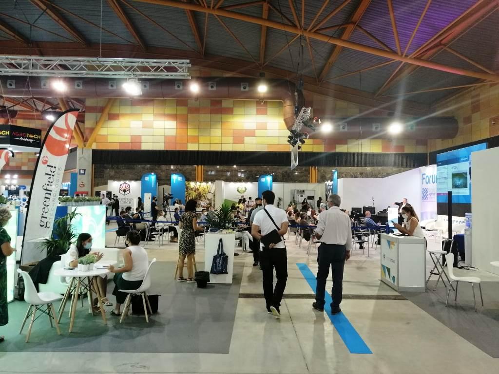 Ecosistemas de Innovación-Smart Agrifood Summit 2021