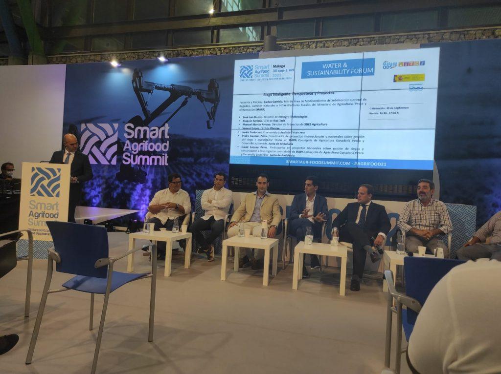 Conferencia de Smart Agrifood