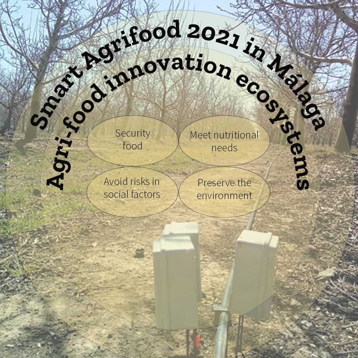 Smart Agrifood 2021-Agrifood innovation ecosystems