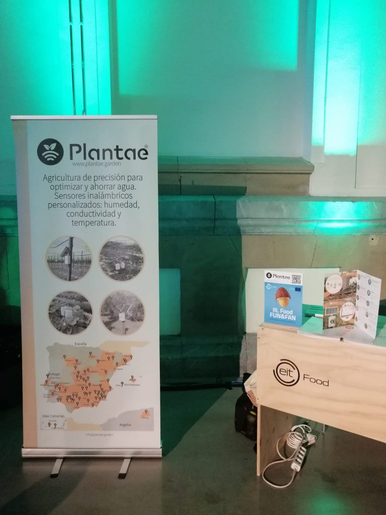 Stand Plantae in Eit Food
